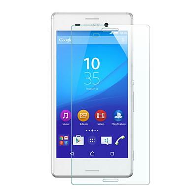 Ekran Koruyucu Sony için Sony Xperia M4 Temperli Cam 1 parça Yüksek Tanımlama (HD)