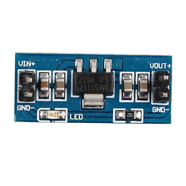 6.0V-12V a 5V módulo de alimentação ams1117-5.0v para arduino