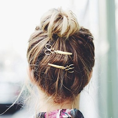 Per donna Floreale, Elegante Molletta - Lega / Forcine per capelli / Forcine per capelli