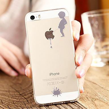 Con Custodia Per Apple 7 Apple Morbido logo iPhone disegno retro Transparente Plus iPhone Fantasia 8 8 7 04753359 per iPhone iPhone TPU Plus iPhone 8 8 iPhone Per Plus 76qwT5ra7