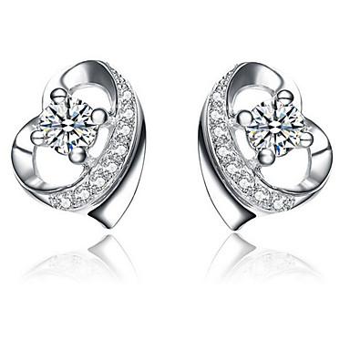 Dames Oorknopjes - Sterling zilver Voor Bruiloft / Feest / Dagelijks