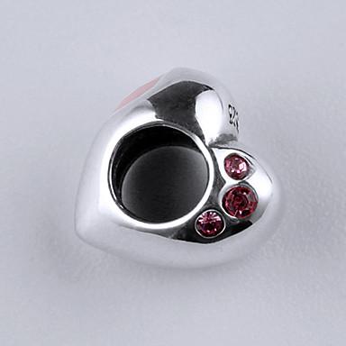 Dames Voor Stel Strand Armbanden Sterling zilver Sieraden Voor Bruiloft Feest Dagelijks Causaal Sport 1 stuks