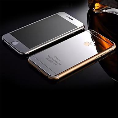 Προστατευτικό οθόνης Apple για iPhone 6s iPhone 6 Σκληρυμένο Γυαλί 1 τμχ Προστατευτικό μπροστινής και πίσω οθόνης Έκρηξη απόδειξη Υψηλή