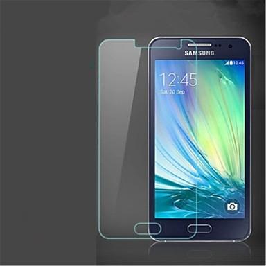 explosieveilige premium gehard glas filmdoek beschermkap 0,3 mm gehard membraan boog voor Galaxy a5