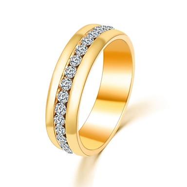 للمرأة عصابة الفرقة - زركون الحب عبارة, كلاسيكي قابل للتعديل فضي / ذهبي من أجل زفاف حزب يوميا