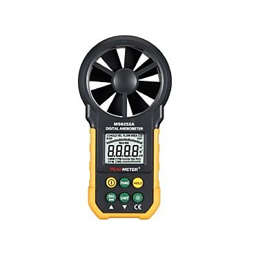 peakmeter ms6252a multifuncțional digitale anemometru / volum de aer / temperatur / umiditate