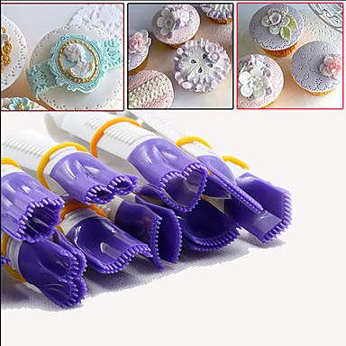 Koristeluväline Taart Cupcake Cake Muovi Milieuvriendelijk DHZ Hoge kwaliteit