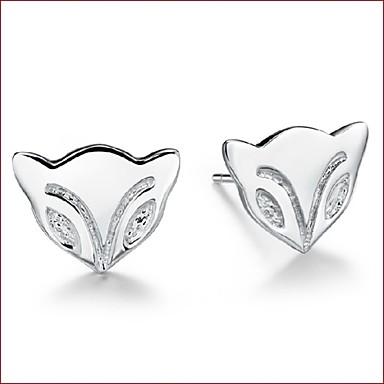 Oorknopjes Sterling zilver Sieraden Voor Bruiloft Feest Dagelijks Causaal Sport 1 stuks