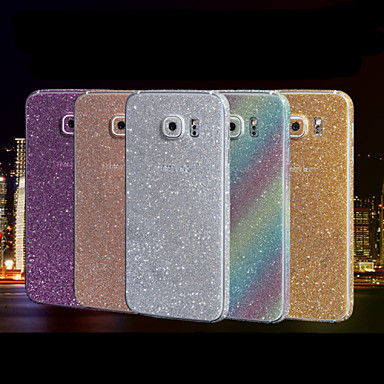 corpo cheio de brilhantes telefone brilhante capa etiqueta decalques de filmes de diamantes brilhantes para Samsung Galaxy S6