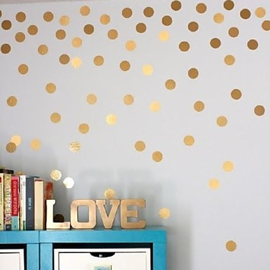 Shapes Holiday Leisure Wall Stickers Plane Wall Stickers Decorative Wall Stickers, Paper Home Decoration Wall Decal Wall Glass/Bathroom