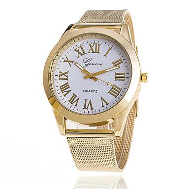 Dames Modieus horloge Kwarts Hot Sale Legering Band Amulet Goud