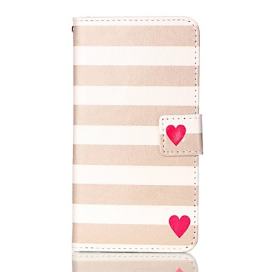 love painted pu phone case voor galaxy s7 / s7edge galaxy s series koffers / covers