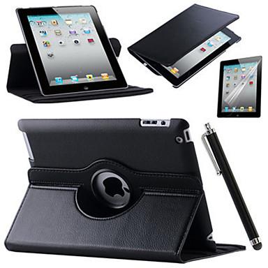 tok Για Apple Μίνι iPad 3/2/1 iPad 4/3/2 iPad Air 2 iPad Air με βάση στήριξης Οριγκάμι Περιστροφή 360° Πλήρης Θήκη Συμπαγές Χρώμα Σκληρή
