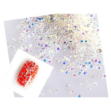 Jóias de Unhas - Adorável - para Dedo - de Outro - com 1440pcs/packs - 15cm x 10cm x 5cm (5.91in x 3.94in x 1.97in)