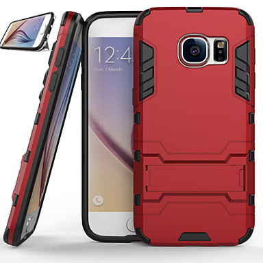 Case For Samsung Galaxy Samsung Galaxy S7 Edge Shockproof with Stand Back Cover Armor PC for S8 Plus S8 S7 edge S7 S6 edge plus S6 edge S6