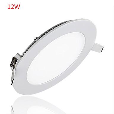 luzes de painel led 60 de alta potência led 1000lm branco quente branco frio 3000k / 6500k decorativo ac 85-265v