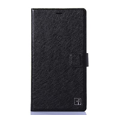 Para Capinha Mi Porta-Cartão / Com Suporte / Flip Capinha Corpo Inteiro Capinha Brilho com Glitter Rígida Couro PU Xiaomi
