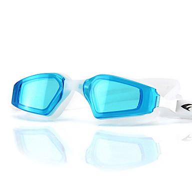 FEIUPE Zwembrillen Dames / Heren / Unisex Anti-condens / Waterdicht / Verstelbare Maat / Anti-UV Silicagel PCZwart / Blauw / Lichtblauw /