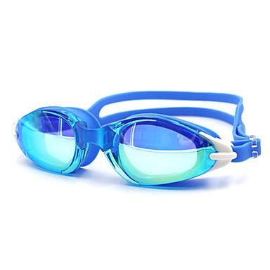 Zwembrillen Unisex Anti-condens Silicagel PC Wit / Zwart / Blauw / Donkerblauw Wit / Rood / Zwart / Blauw / Donkerblauw / Paars