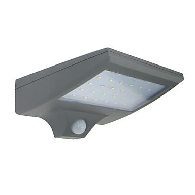 1개 데코레이션 라이트 / LED태양열 라이트 태양열 / 배터리 센서 / 충전식 / 방수