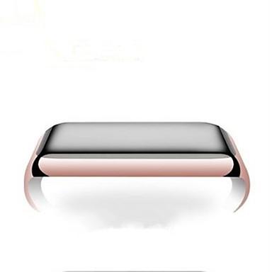 Недорогие Кейсы для Apple Watch-Кейс для Назначение iWatch 38мм Apple Watch Series 3 / 2 / 1 ПК Apple