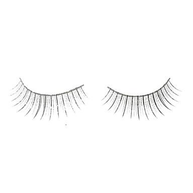 Глаза 1 Поднятие ресниц Повседневный макияж Ленточные накладные ресницы Натуральная длина 1cm-1.5cm
