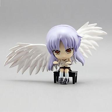 Anime Akciófigurák Ihlette Szerepjáték Szerepjáték 6.5 CM Modell játékok Doll Toy