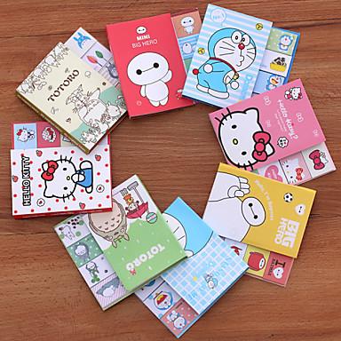 Schattig / Zakelijk / Multifunctionele-Papier-Stickers & Tapes