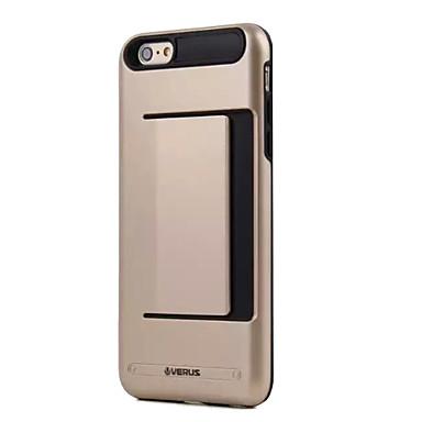 용 아이폰5케이스 카드 홀더 케이스 뒷면 커버 케이스 갑옷 하드 PC iPhone SE/5s/5