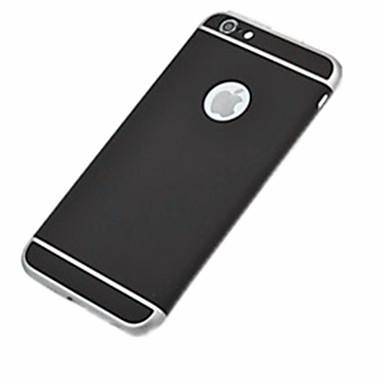 3 em 1 de luxo pc caso difícil voltar para o iphone 6s 6 mais