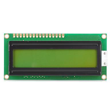 LCD1602 LCD-monitor 1602 5v blauwe scherm en wit code voor Arduino