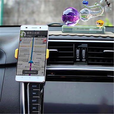 Vehicle Mounted Mobile Phone Support Bracket Apple Mobile Phone Base Applies To 6 Inches Of The Following Mobile Phone iPhone 8 7 Samsung Galaxy S8 S7