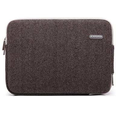 """billige Etuier til bærbare computere-Vandtæt Stof Laptop Etui Taske Stødabsorberende Tilpasset For 14"""" 15"""" 17"""" Macbook Samsung Thinkpad Overflade Hp Dell"""