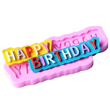 Molde Desenhos Animados 3D Torta Biscoito Bolo Borracha Silicone Amiga-do-Ambiente Faça Você Mesmo Alta qualidade