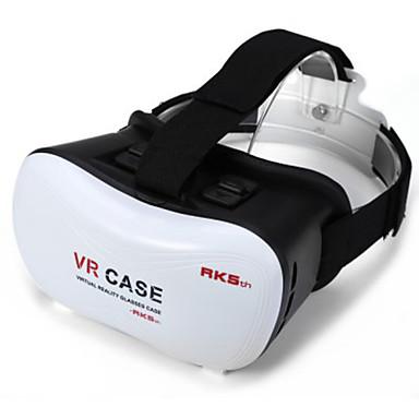 2016 google papelão 3d filme vr caso cabeça de montagem de plástico versão óculos de realidade virtual para telefone inteligente