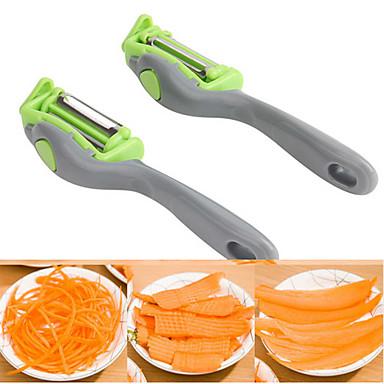 Leválasztó és reszelő For Gyümölcs Növényi Rozsdamentes acél Környezetkímélő Kreatív Konyha Gadget