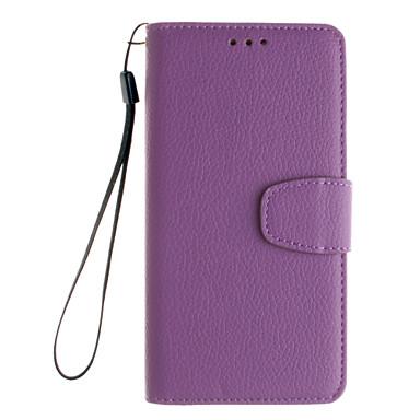Mert Samsung Galaxy tok Kártyatartó / Állvánnyal / Flip / Minta / Mágneses Case Teljes védelem Case Egyszínű Műbőr SamsungA5(2016) /