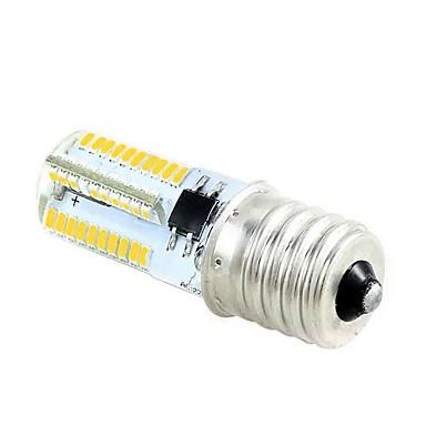 5 W 400-450 lm E17 LED kukorica izzók T 80 led SMD 3014 Meleg fehér Hideg fehér AC 220-240V