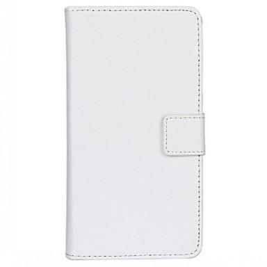 Mert LG tok Kártyatartó / Pénztárca / Állvánnyal / Flip Case Teljes védelem Case Egyszínű Kemény Műbőr LG LG G4 / LG G3 / LG G2 mini