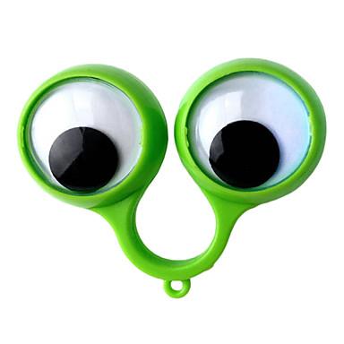 Key Chain Eyes Lovely Fashion Key Chain Green Plastic