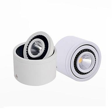 led downlights 1 개 개 암 나무 열매 300lm 따뜻한 백색 차가운 백색 3000k / 6000k 장식용 ac 85-265v