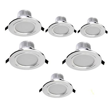 YouOKLight 700lm LED Χωνευτό Σποτ Χωνευτή εγκατάσταση 15 LED χάντρες SMD 5630 Διακοσμητικό Θερμό Λευκό / Ψυχρό Λευκό 85-265V