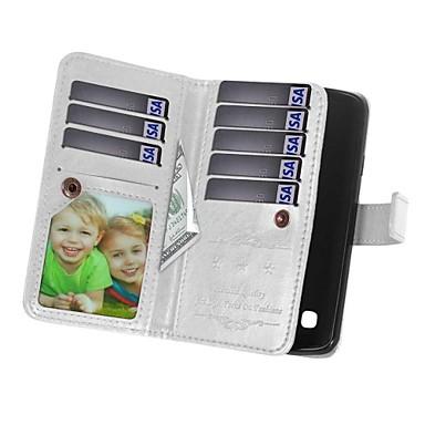 Mert LG tok Pénztárca / Kártyatartó / Állvánnyal / Flip Case Teljes védelem Case Egyszínű Kemény Műbőr LGLG K10 / LG K7 / LG G5 / LG G4 /