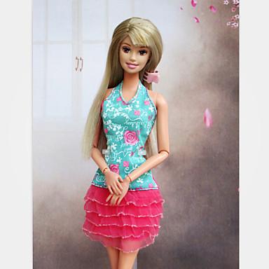 Ruhák mert Barbie baba Ruhák mert Lány Doll Toy