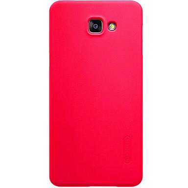 Kompatibilitás Samsung Galaxy tok tokok Dombornyomott Hátlap Case Tömör szín PC mert Samsung Galaxy A9(2016)