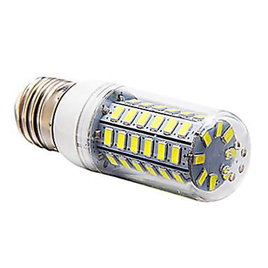 5 W 300-350 lm E14 G9 E26/E27 LED Λάμπες Καλαμπόκι T 56 leds SMD 5730 Θερμό Λευκό Ψυχρό Λευκό AC 220-240V