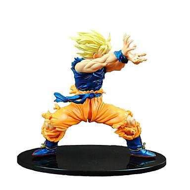 Son Goku Vechter Displaymodellen Klassiek & Tijdloos Muovi Noviteit Heren Meisjes Jongens Geschenk