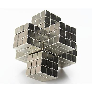 Mágneses játékok Építőkockák mágneses Balls 216 Darabok 4mm Játékok Mágnes Négyzet Ajándék