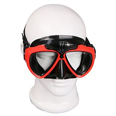 Ματογυάλια / Μάσκες Κατάδυσης / Βάση Ρυθμιζόμενο / Αδιάβροχη Για την Κάμερα Δράσης Gopro 6 / Αθλητισμός DV / Gopro 5/4/3/3+/2/1 Καταδύσεις