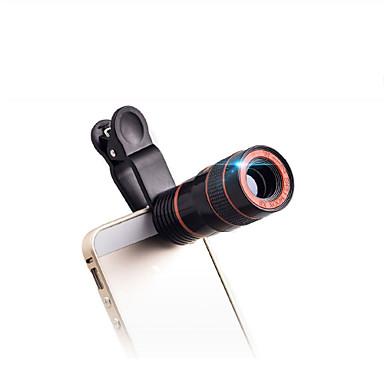 8 X 18 mm Einäugig Schwarz Kompakte Größe / Volle Mehrfachbeschichtung / ja / Vogelbeobachtung